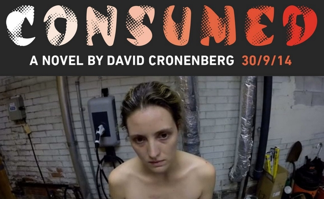 "Short Cuts: ""The Nest,"" a nine-minute preview of David Cronenberg's upcoming debut novel"