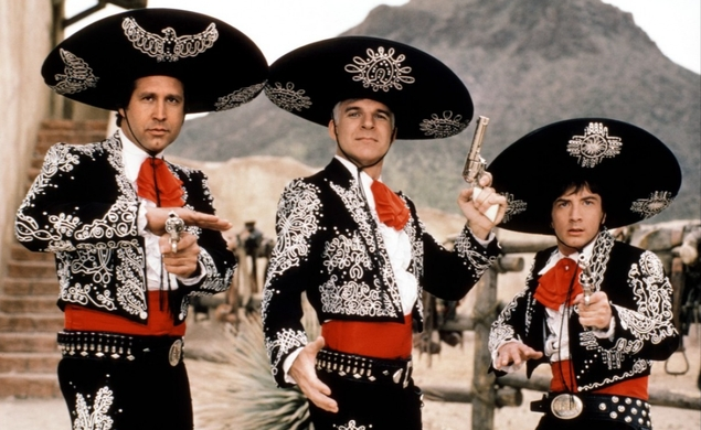 Cable pick of the day (08/12/14): ¡Three Amigos!, on HDNet Movies