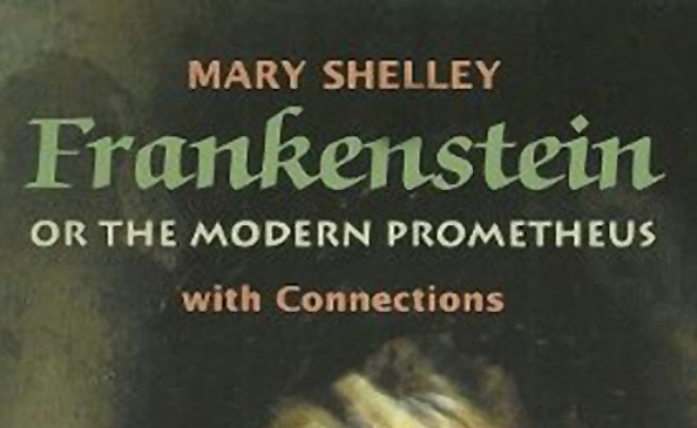Now there's another movie about Mary Shelley in the works