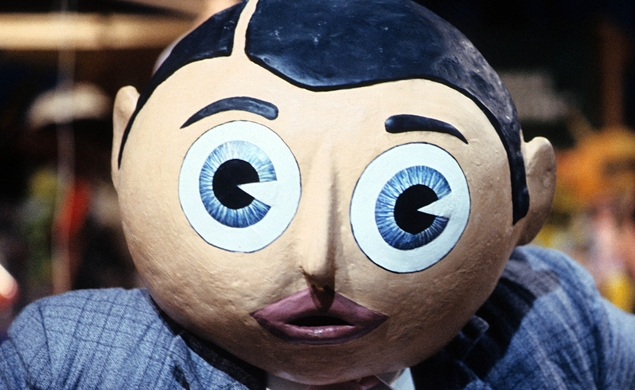 Source Material: Watch an early TV appearance by Frank Sidebottom, the inspiration for the movie Frank