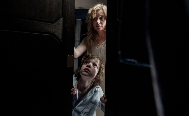 You can't get rid of The Babadook trailer
