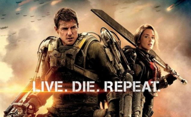 Wait, Edge Of Tomorrow has become Live. Die. Repeat. all of a sudden?