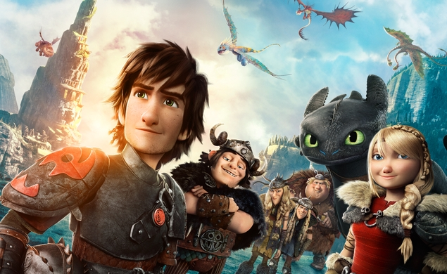 How To Train Your Dragon 2 rallies at the foreign box office
