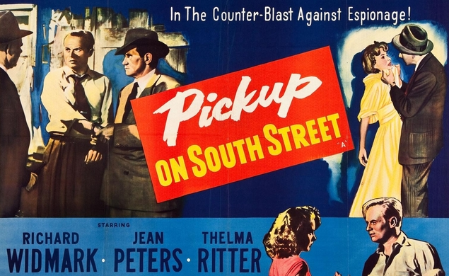 Cable pick of the day (08/20/14): Pickup On South Street, on TCM