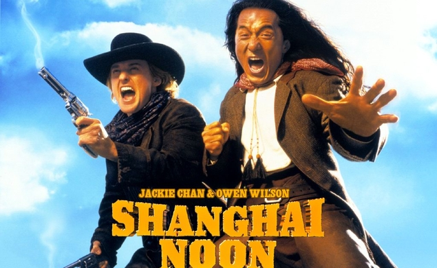 Cable pick of the day (08/21/14): Shanghai Noon, on Starz