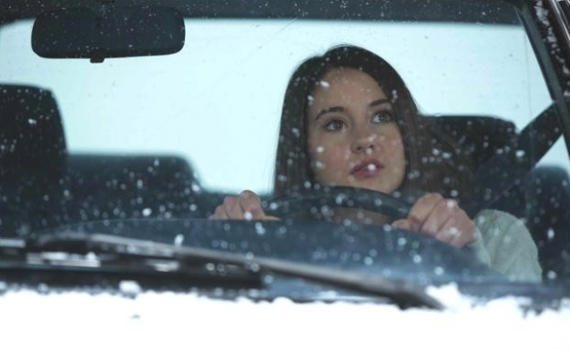 Shailene Woodley tries to solve a family mystery in the White Bird In A Blizzard trailer
