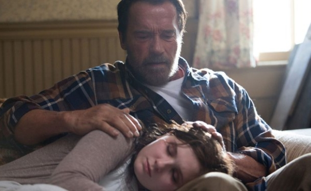 Arnold Schwarzenegger's zombie movie Maggie gets picked up by Lionsgate and pulled from TIFF