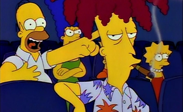 The Dissolve On Our Favorite Simpsons Movie References The Dissolve
