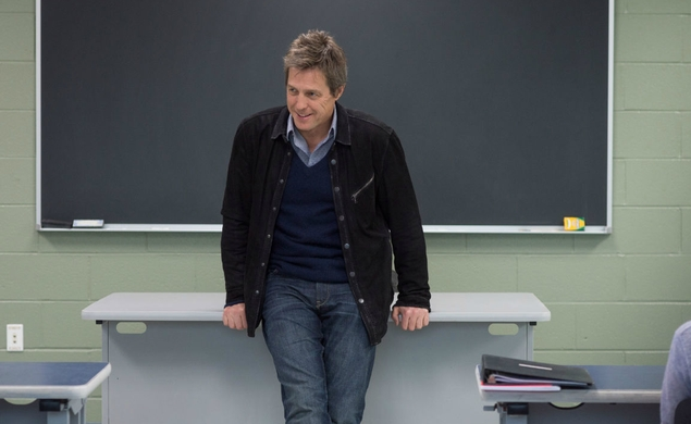 Hugh Grant and Marisa Tomei get romantic and comic in the trailer for the rom-com The Rewrite