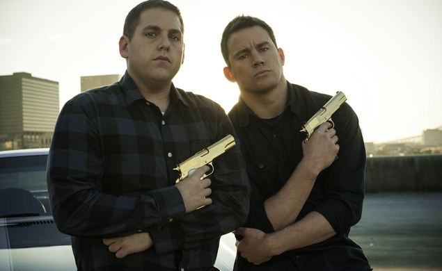 Channing Tatum and Jonah Hill are preparing to head to 23 Jump Street