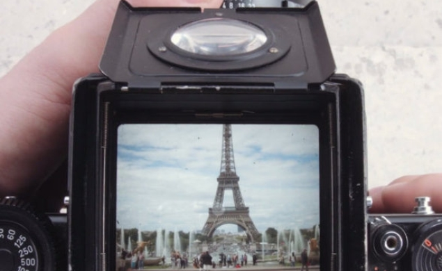 "Short Cuts: ""Paris Through Pentax,"" a collaboration between two cameras"