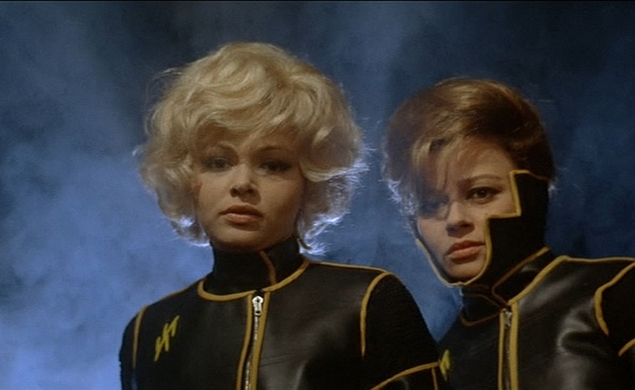 Out Of The Past: Mario Bava's cheap, spooky, influential Planet Of The Vampires was released today in 1965