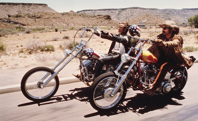 Easy Rider motorcycle to be auctioned off to the anti-establishment type with the most cash