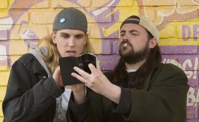 Charts & Graphs: The box-office totals for Kevin Smith's films
