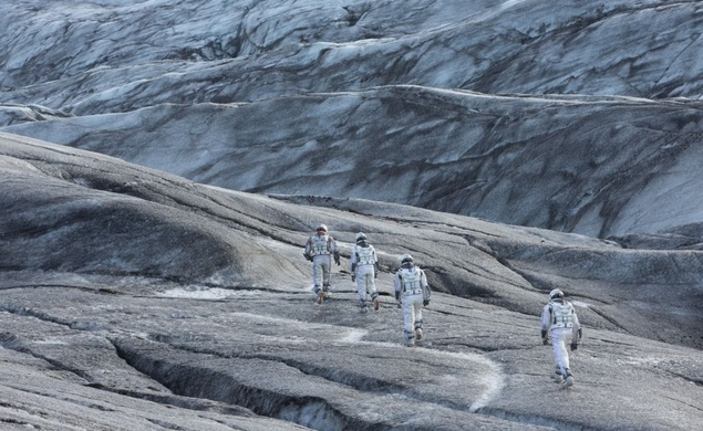 Christopher Nolan's Interstellar is really long