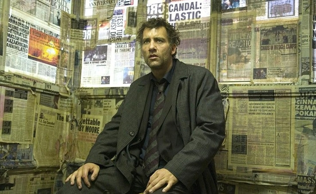 Out Of The Past: Children Of Men was released this day in 2006