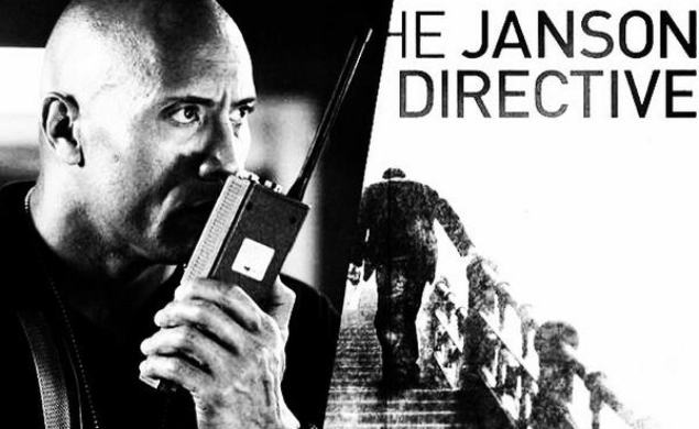 Dwayne Johnson issues Twitter directive to announce start of The Janson Directive