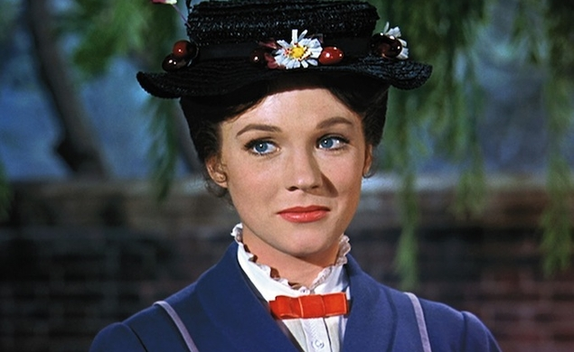 Out Of The Past: Julie Andrews was born on this date in 1935