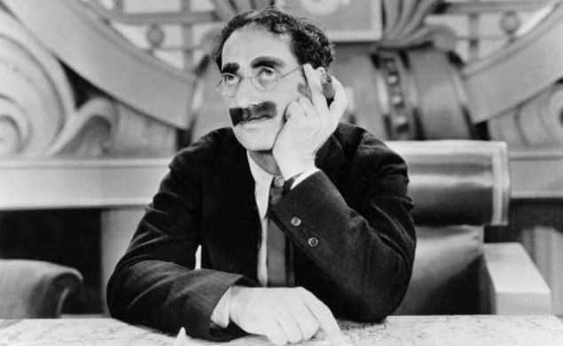 Out Of The Past: Groucho Marx was born on this date in 1895