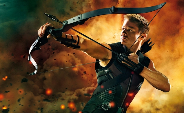 Jeremy Renner doesn't know what he wants; now says he's all for a Hawkeye movie