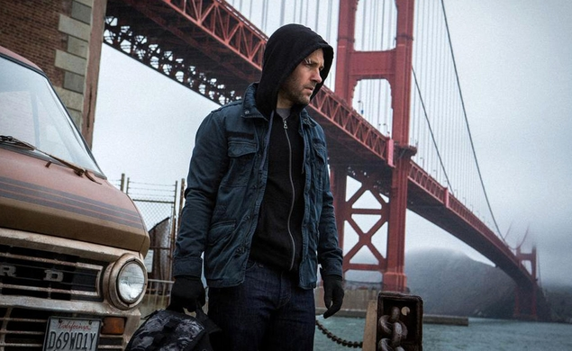 "Adam McKay and Paul Rudd ""basically did a rewrite"" on Ant-Man"