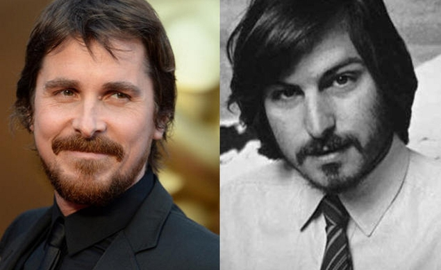Aaron Sorkin confirms Christian Bale is playing Steve Jobs