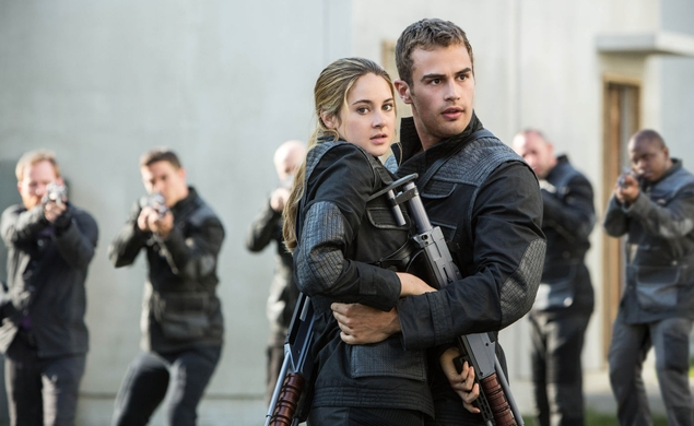 The Divergent Series: Insurgent, starring The Woodley Series: Shailene, opens in 3-D on March 20, 2015