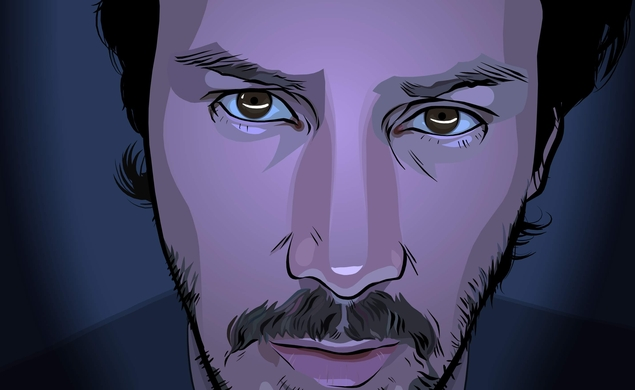 Our next (Animated) Movie Of The Week: Richard Linklater's A Scanner Darkly