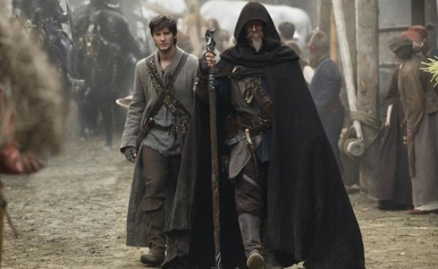 Seventh Son is an actual movie, has the trailer to prove it