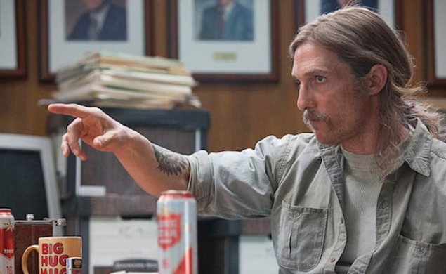 The Speculometron: So will Matthew McConaughey play Randall Flagg in The Stand or not?