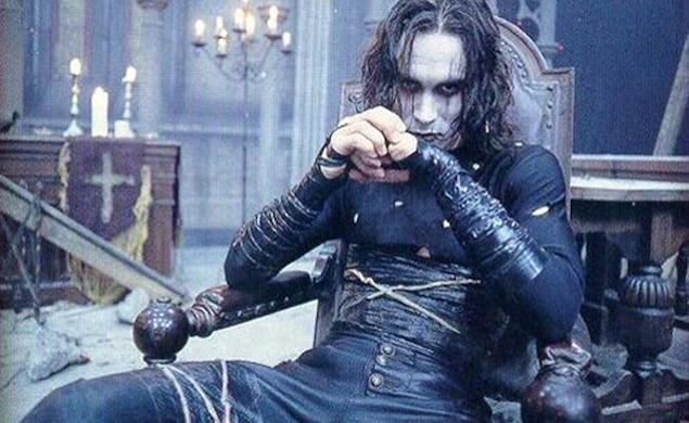 The Crow reboot rises from dead again, thanks to new director