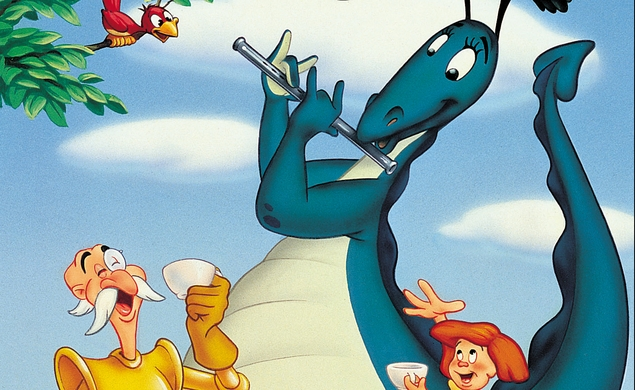 12/19/14 - 01/04/15: The Reluctant Dragon, on TCM