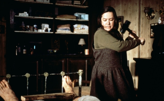 In Misery, Kathy Bates made a nobody into a monster