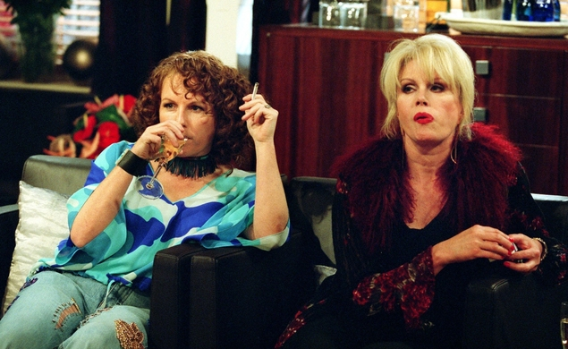 The Absolutely Fabulous movie inches ever closer to reality