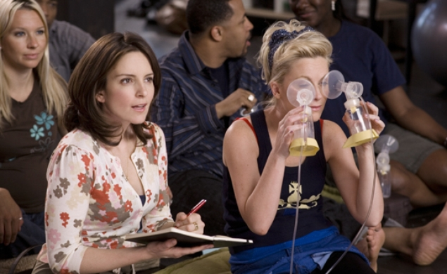 "Amy Poehler and Tina Fey finally reunite in Sisters ""first look"""