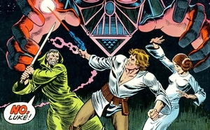 Five unforgettable images from Marvel Comics' 1977 Star Wars adaptation