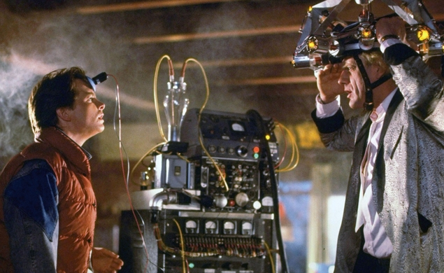 Our next Movie Of The Week: Back To The Future