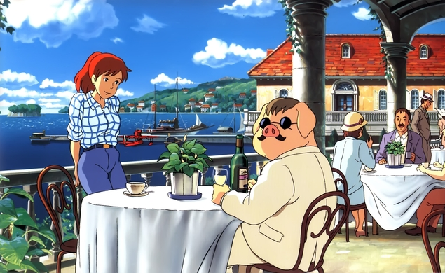 A trio of Studio Ghibli Blu-rays are among this week's home-video highlights
