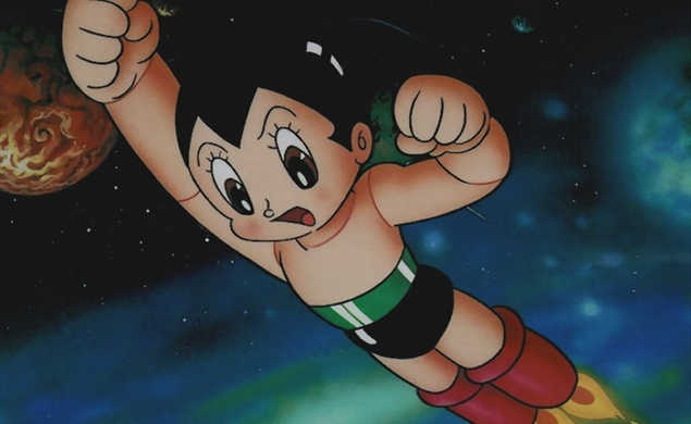 Live-action Astro Boy and Robotech movies might be on the horizon