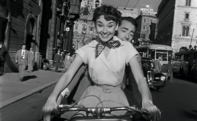 Roman Holiday marked Audrey Hepburn's coronation as a movie star of the highest order