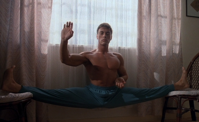 New Jean-Claude Van Damme organ-theft thriller is titled Pound Of Flesh, ... / The Dissolve