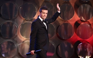 Jim Carrey lookalike cons his way into appearance at Czech film awards ceremony