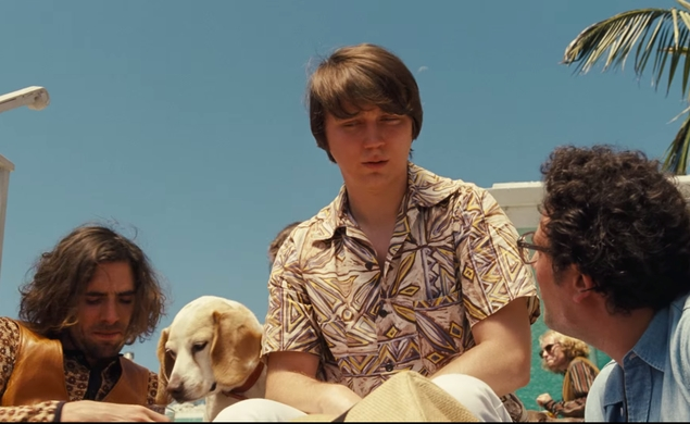 Don't talk, put your head on my shoulder, and watch the trailer for Brian Wilson biopic Love & Mercy