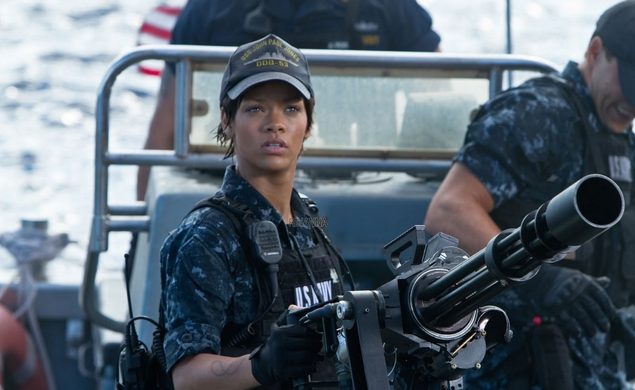 The best thing to come out of Battleship: Peter Berg will direct a Rihanna documentary