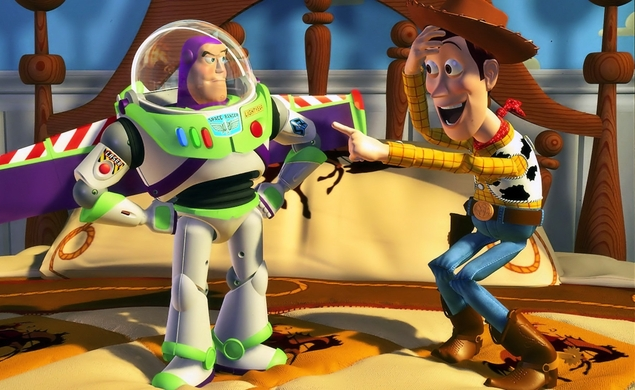 Toy Story 4 adds an up-and-coming co-director