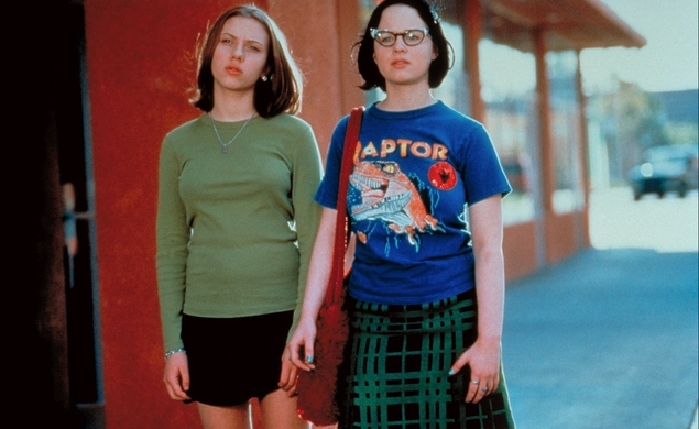 3/20-22/2015: Ghost World on Starz Cinema