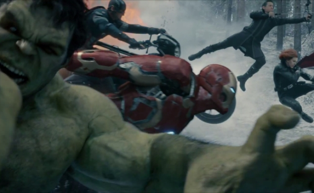 Meet The Avengers in a new Age Of Ultron spot