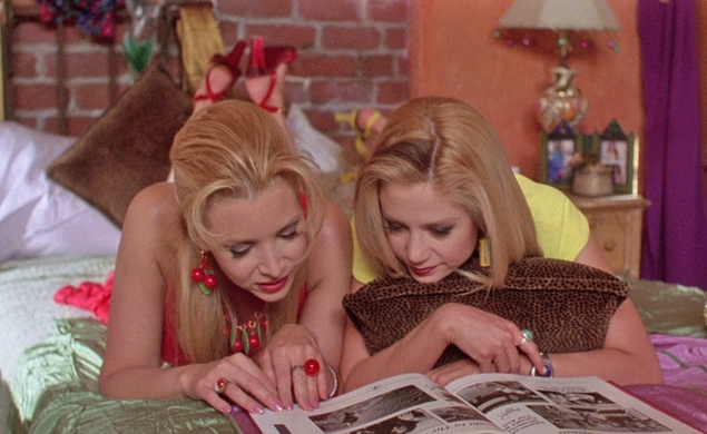 Our next Movie Of The Week: Romy And Michele's High School Reunion