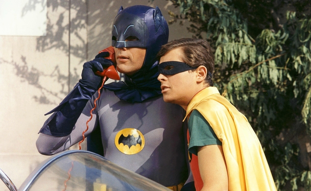 Hold the Bat-Phone: Adam West and Burt Ward are working on a new animated Batman movie