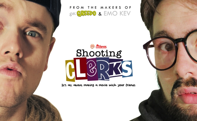 Watch the epic tale of Kevin Smith filming his debut in the trailer for Shooting Clerks